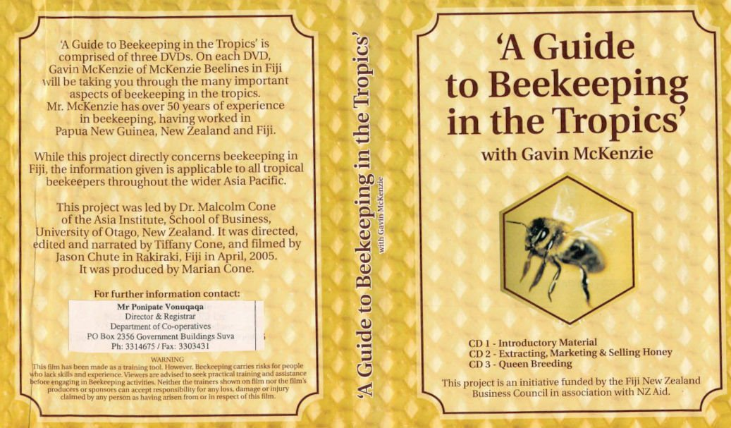 Guide to Beekeeping in the Tropics