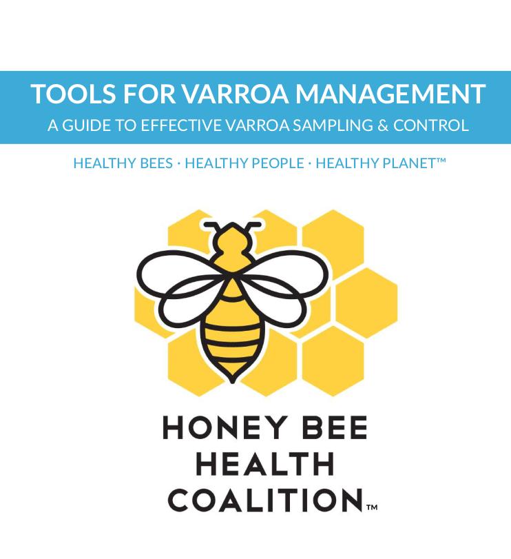 Tools for Varroa Management