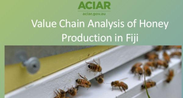 Value Chain Analysis of Honey Production in Fiji Header